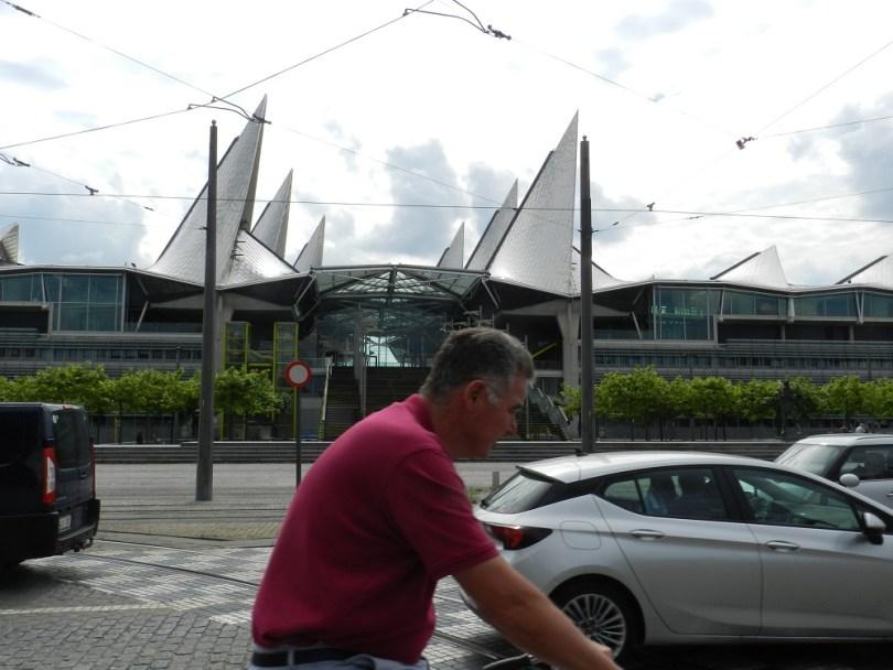 Bolivarplaats gerechtsgebouw van Antwerpen