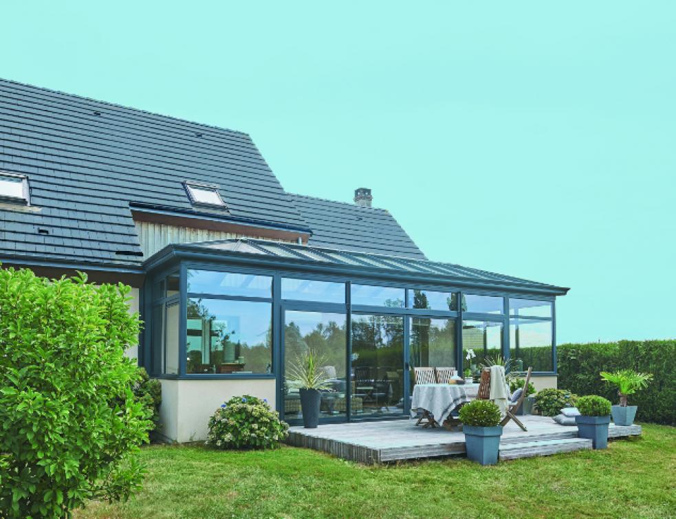 homologation pour veranda rideau
