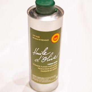 huile d'olive aop vallee des baux