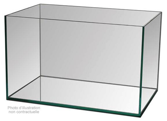 verre pour aquarium sur mesure