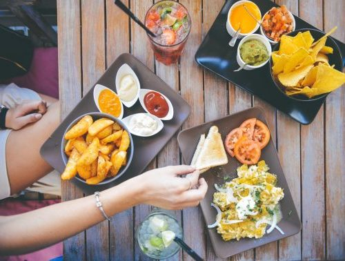 Food and drink marketing and PR techniques