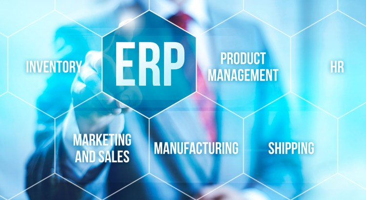 business process and the cloud erp
