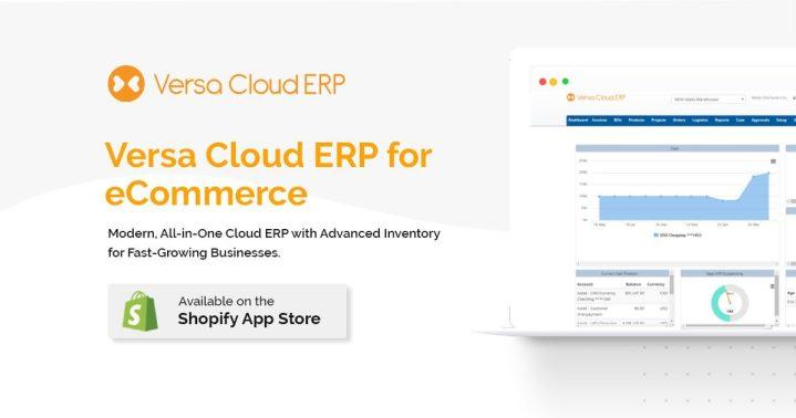 Versa eCommerce Shopify