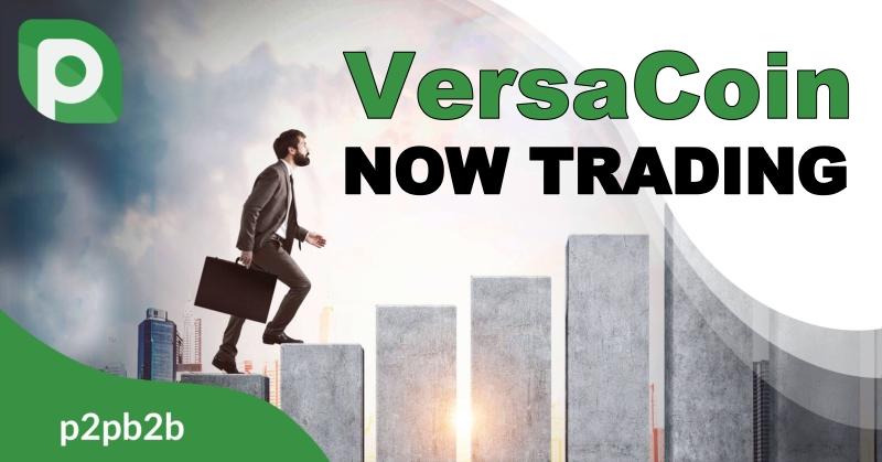 VersaCoin Listing