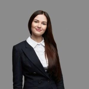 Yevheniia Shmelkova