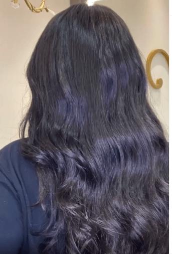 Mega hair em cabelo curtíssimo!