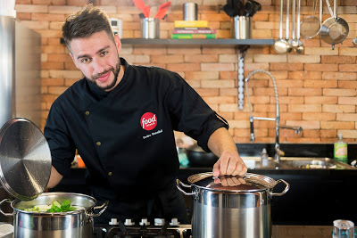 Chef Pedro Benoliel