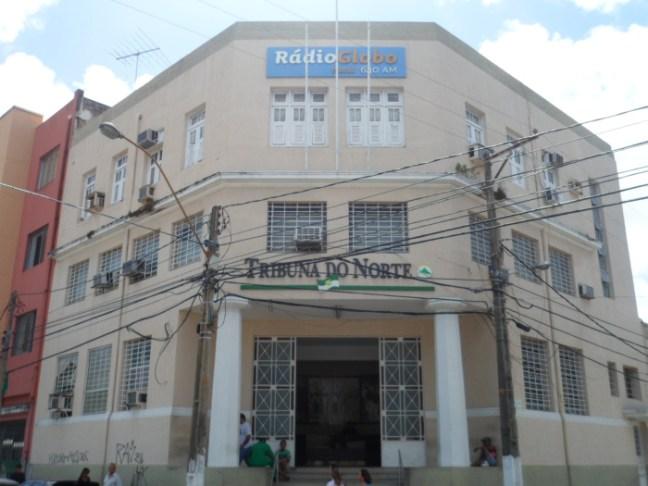 Sede da Tribuna do Norte e Rádio Cabugi na Ribeira - foto - Felpe Souza - Labjor - Fotec