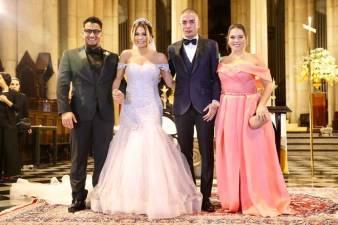 Kondzilla e os noivos
