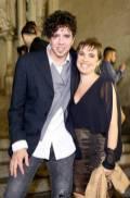 Sandamí e a esposa Mara Conti