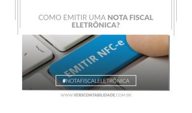 Como emitir uma nota fiscal eletrônica - site 390X230px