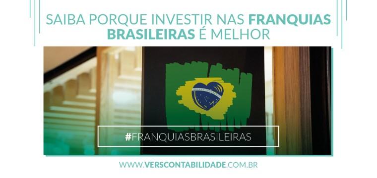 Saiba porque investir nas franquias brasileiras é melhor - 390x230px