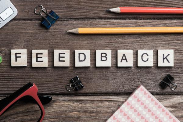 feedback contínuo