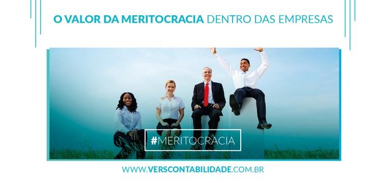 O valor da meritocracia dentro das empresas - site 390x230px