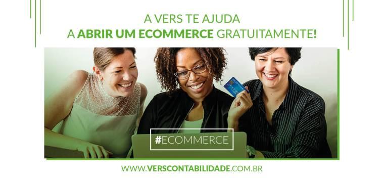 A Vers te ajuda a abrir um ecommerce gratuitamente! - 390X230px