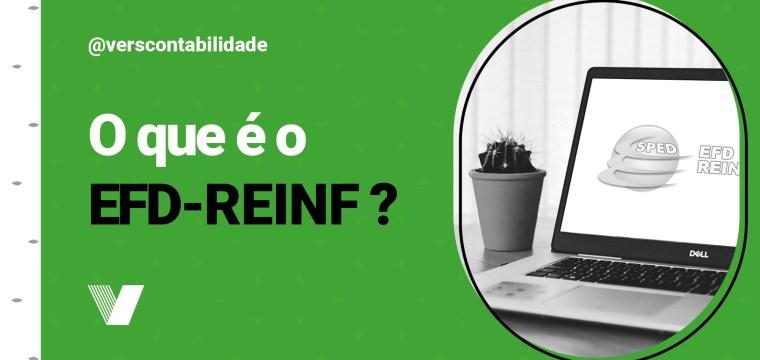 O que é o EFD-Reinf?