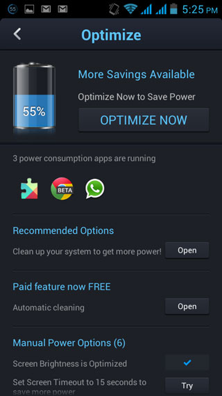 Du Battery Saver – Save Your Battery in a Different Way