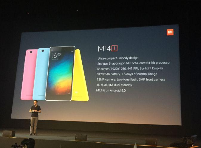 Xiaomi-Mi-4i-Specs-features