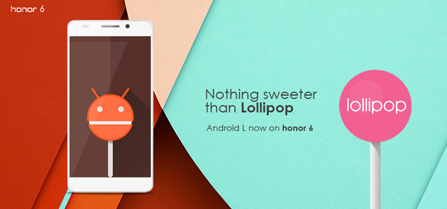 Honor-6-Lollipop-update-India