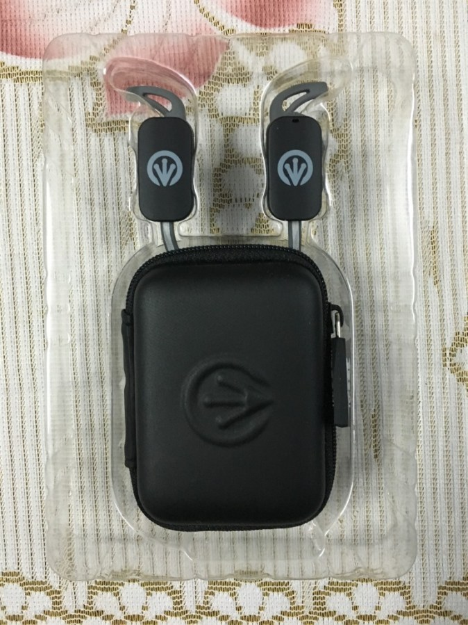 iFrogz FreeRein Reflect Earbuds Travel Case