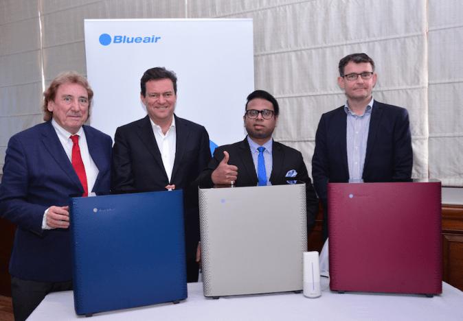 Blueair launch