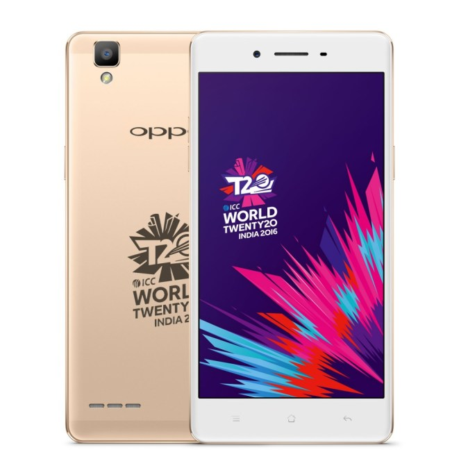 ICC WT20 limited edition