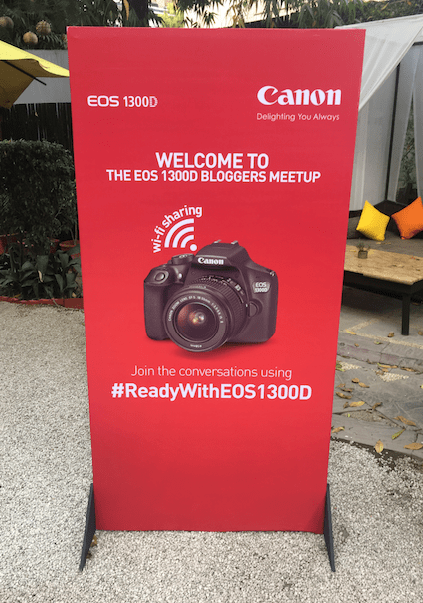 Canon 1300D launch