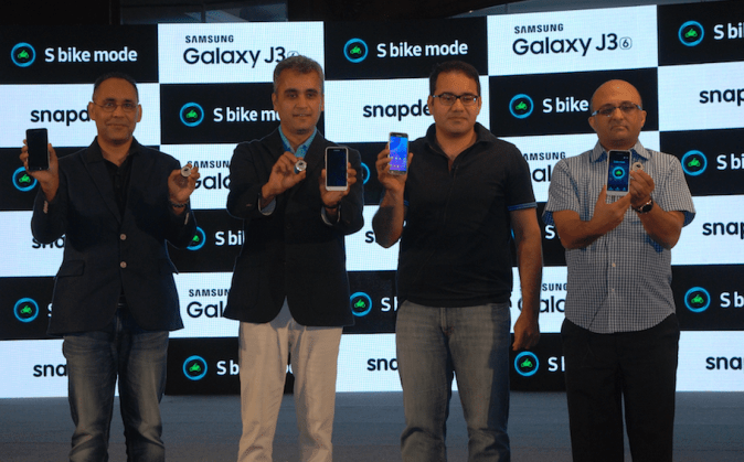 Galaxy J3 Launch