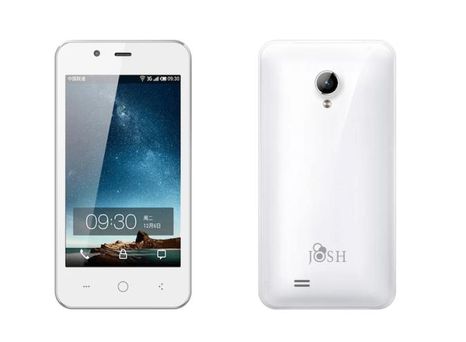 Josh Nest Smartphone White