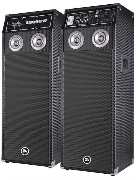 XAT-909BT Tower Speakers