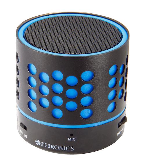 Zebronics DOT Speakers