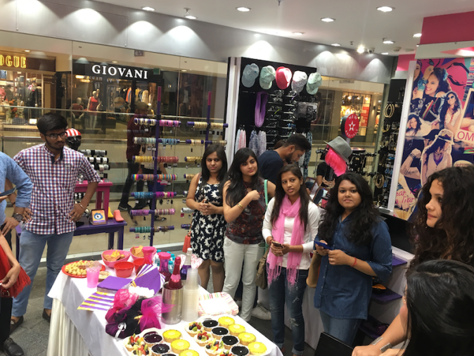 Ayesha Accessories Launch