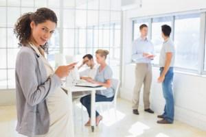 Selbstständig und schwanger