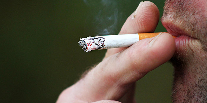 Blood test could tell how to quit smoking