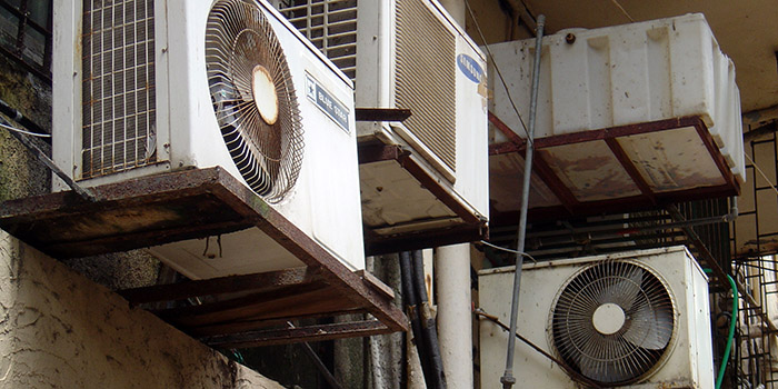More air condition in developing countries will increase energy consumption and strain energy infrastructures