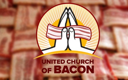 The United Church of Bacon, A religion against religions