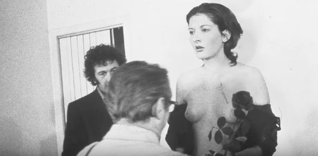 Undressed Abramovic Clothes