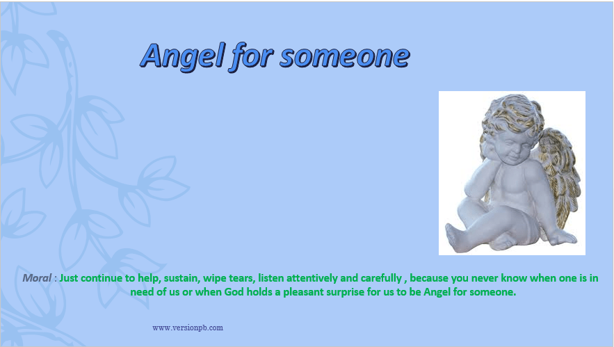 Angel for Someone