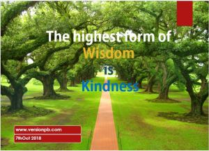 One Liner Quote on Wisdom
