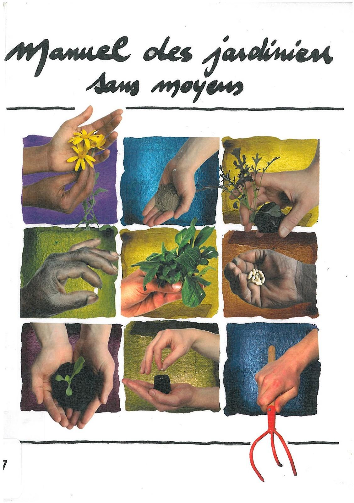 PDF Le manuel du jardinier sans moyen