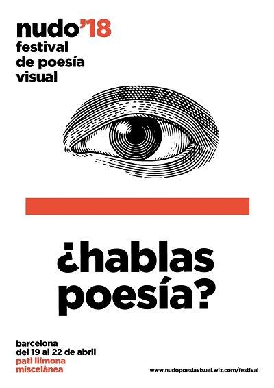 NUDO festival poesía visual