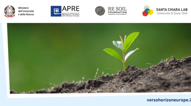 Emergenza suolo: la Mission Soil Health and Food dell'UE delinea le azioni primarie di intervento