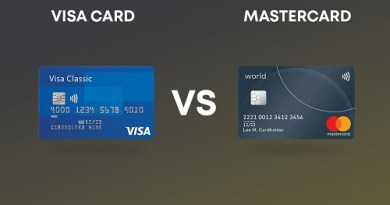 VisaCard VS MasterCard / Difference between VisaCard and MasterCard / Full information about VisaCard and MasterCard