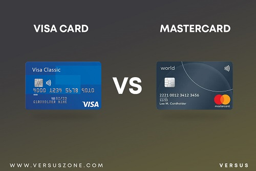 VisaCard VS MasterCard / Difference between VisaCard and MasterCard / Full information about VisaCard and MasterCard