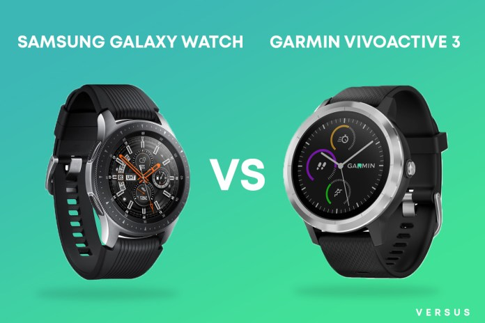Garmin Vivo active 3 vs Samsung Galaxy Watch   Which one is better for you ?