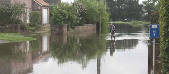 Inondations, la faute aussi à l'agriculture intensive