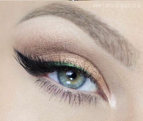 3 Opciones De Maquillaje De Ojos Para Uso Diario Verte Bella