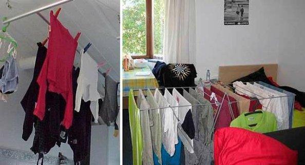 por este motivo nunca debes secar ropa dentro de tu casa1_opt