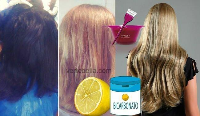 Métodos para eliminar el tinte del cabello