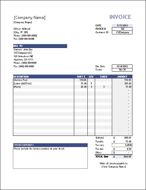 receipt template mac. simple invoice template sample quickbooks, Invoice templates